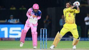 Rajasthan Royals vs Chennai Super Kings Match Prediction