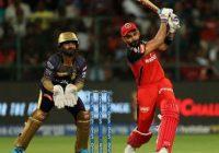 Royal Challengers Bangalore vs Kolkata Knight Riders T20 Prediction